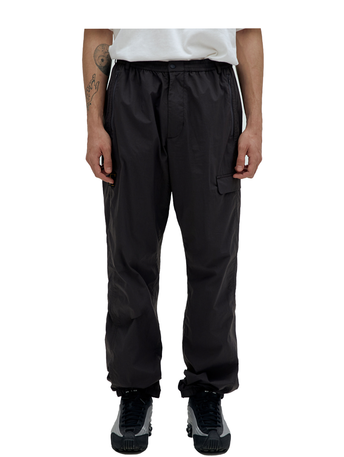 SSFC OFFICIAL CLUB TROUSERS - CHARCOAL