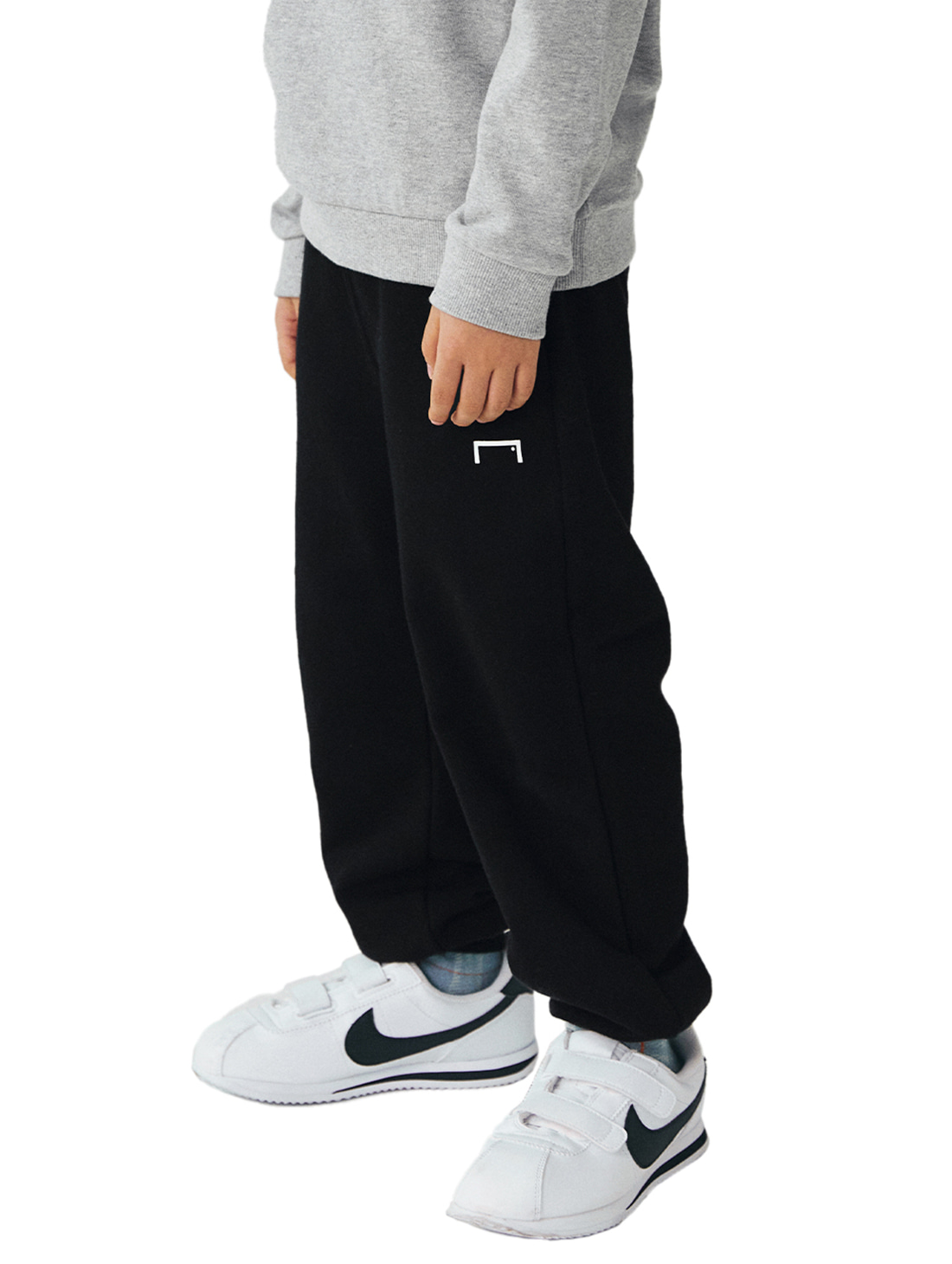 (KIDS) GOAL KNIT JOGGER PANTS