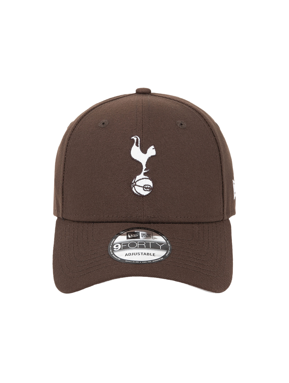 TOTTENHAM 940 BALL CAP - WALNUT