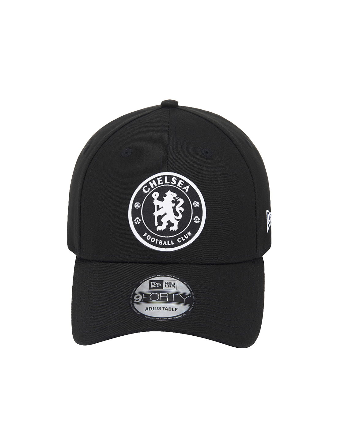 (Sold Out) CHELSEA 940 BALL CAP - BLACK