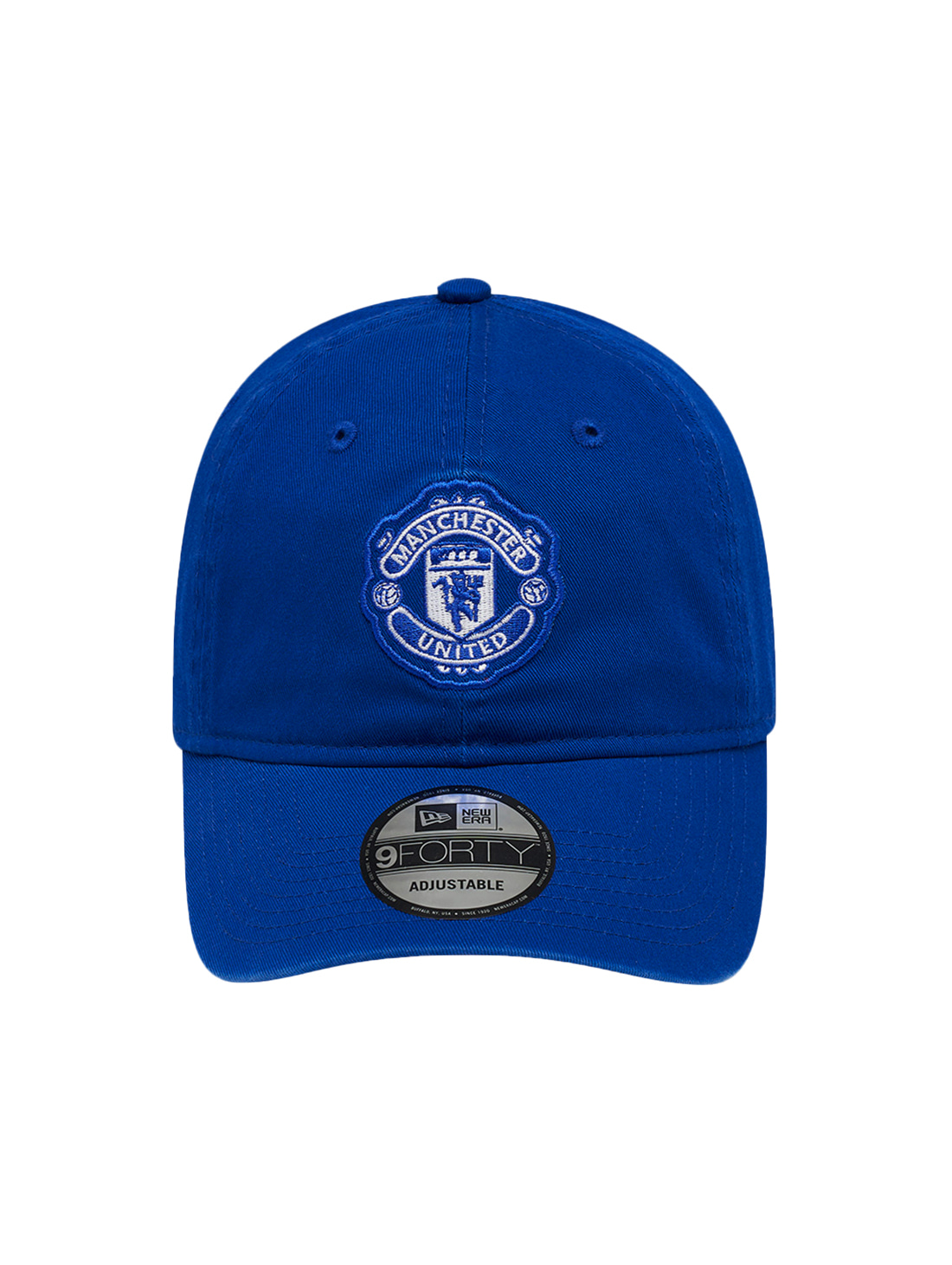 MAN U 940UNST BALL CAP - BLUE