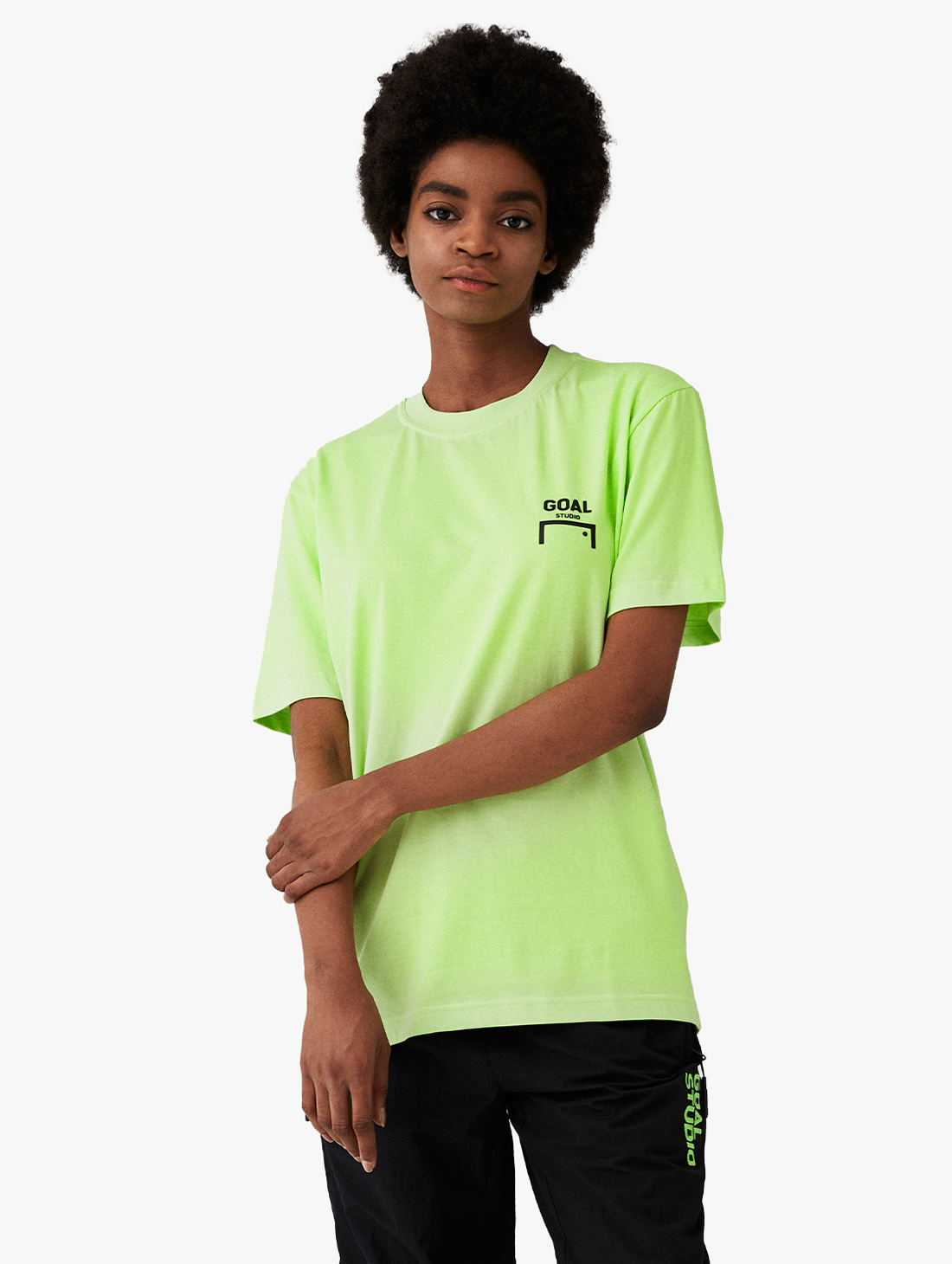 LOGO SHORT SLEEVE TEE (2 Colors)