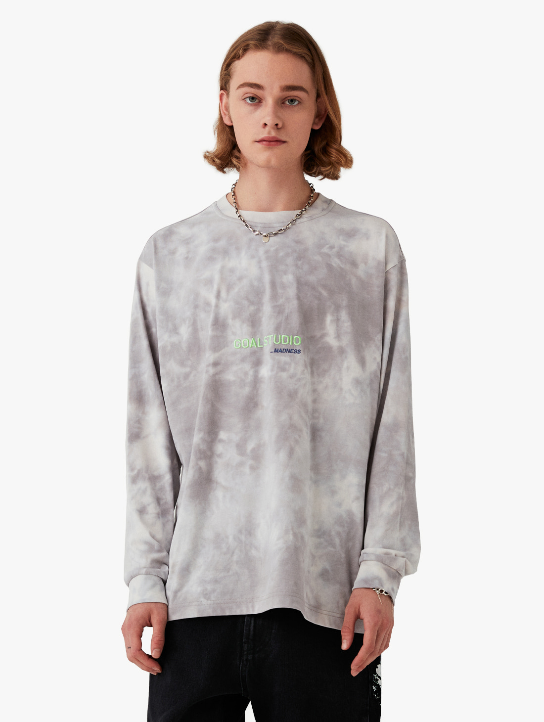 TIE DYE LONG SLEEVE TEE (2 Colors)