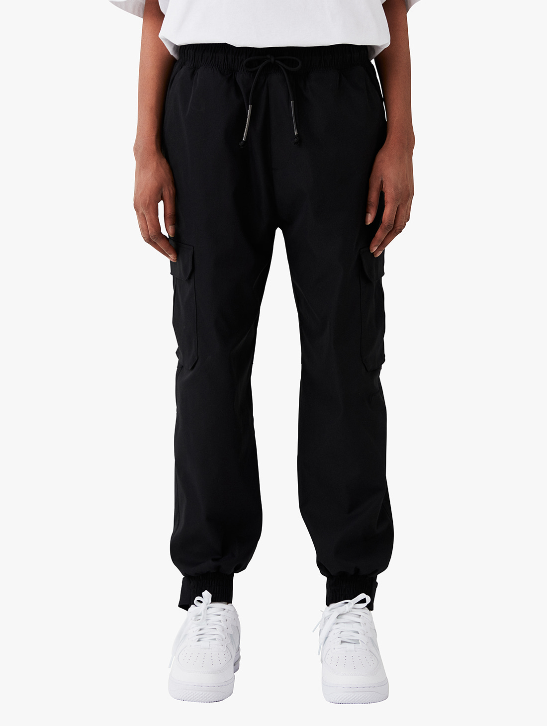 CARGO WOVEN PANTS (2 Colors)