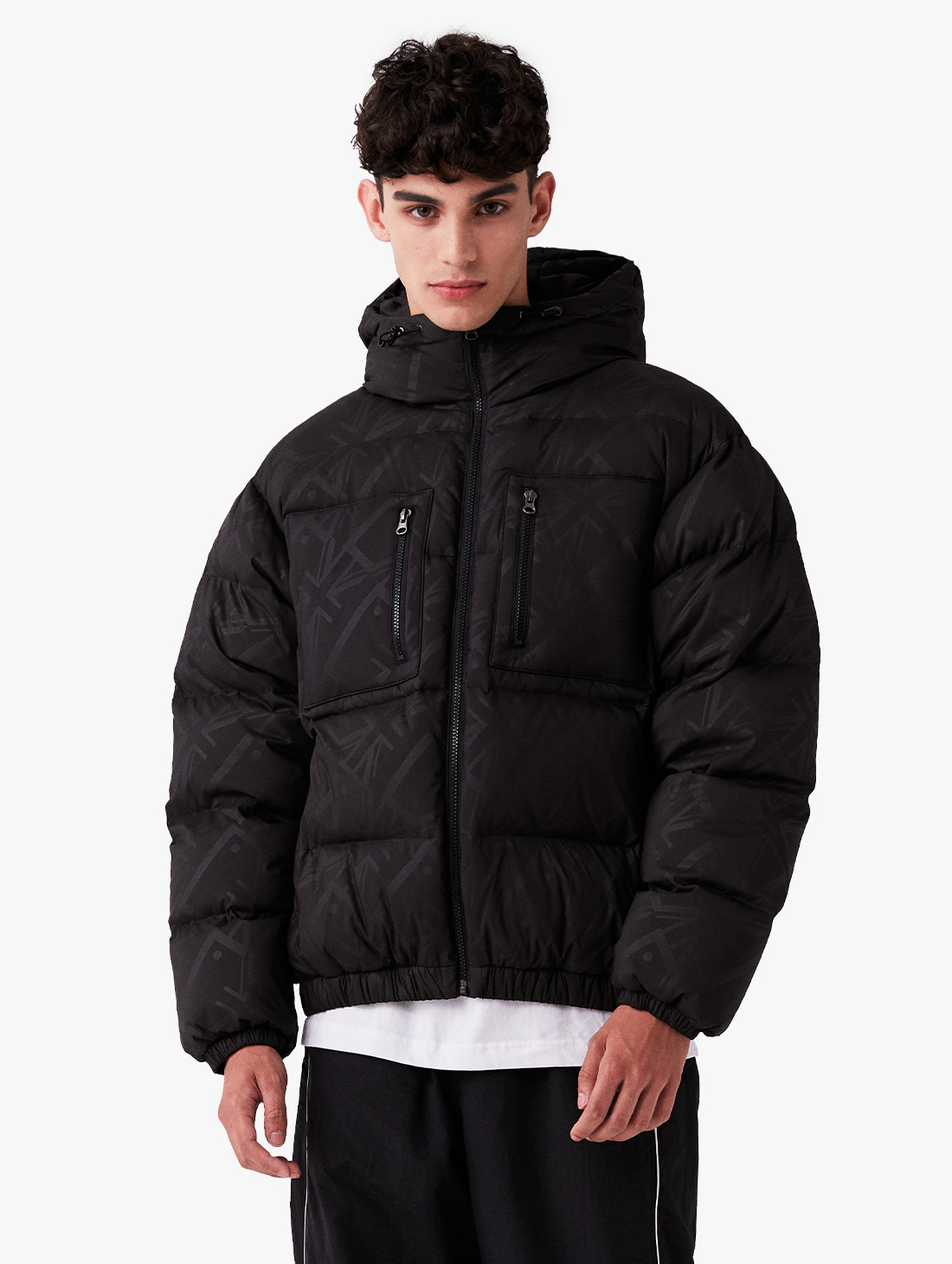 [SPECIAL GIFT] WWFC EMBO DOWN JACKET