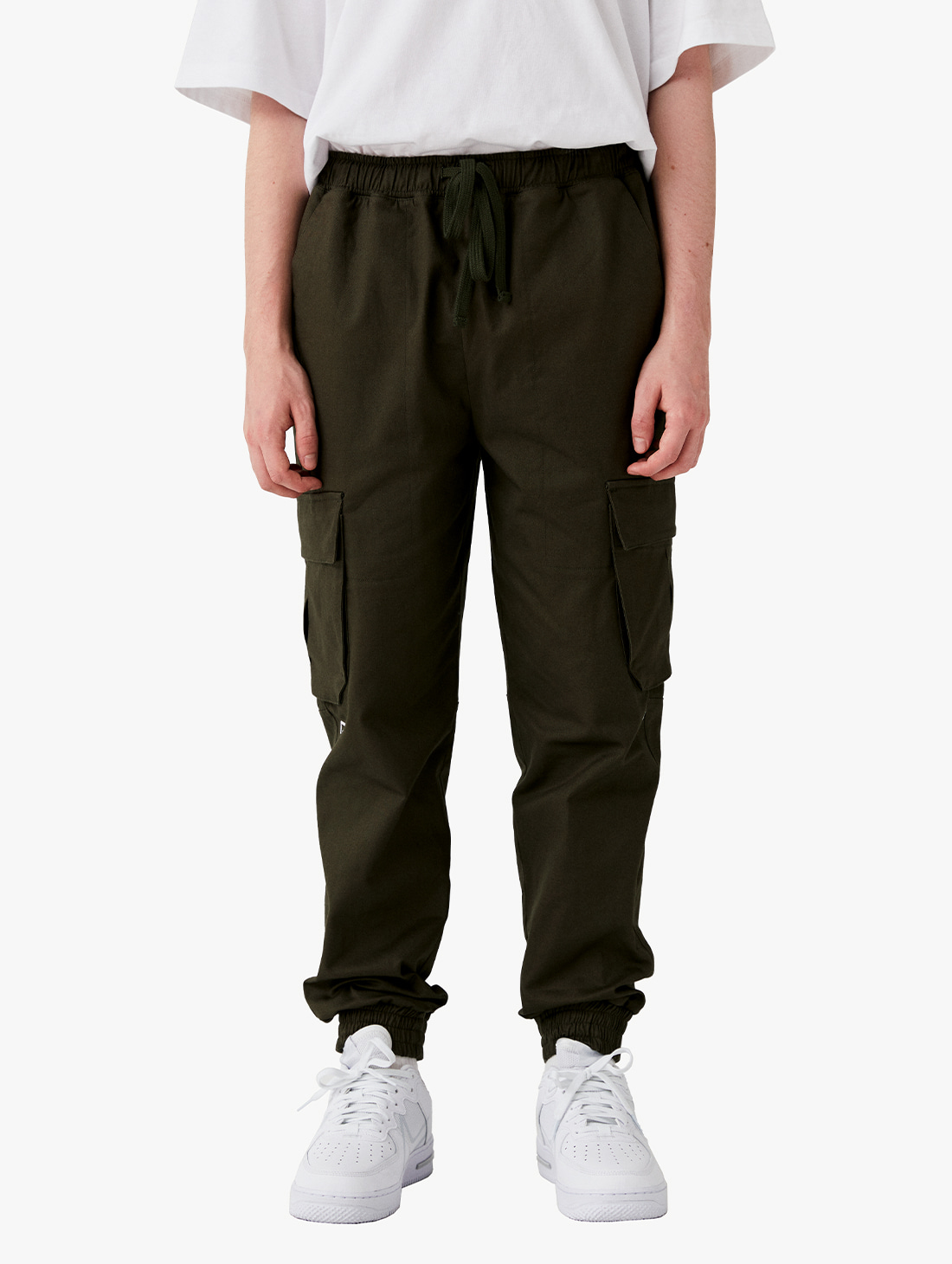 SIGNATURE WOVEN JOGGER PANTS (2 Colors)