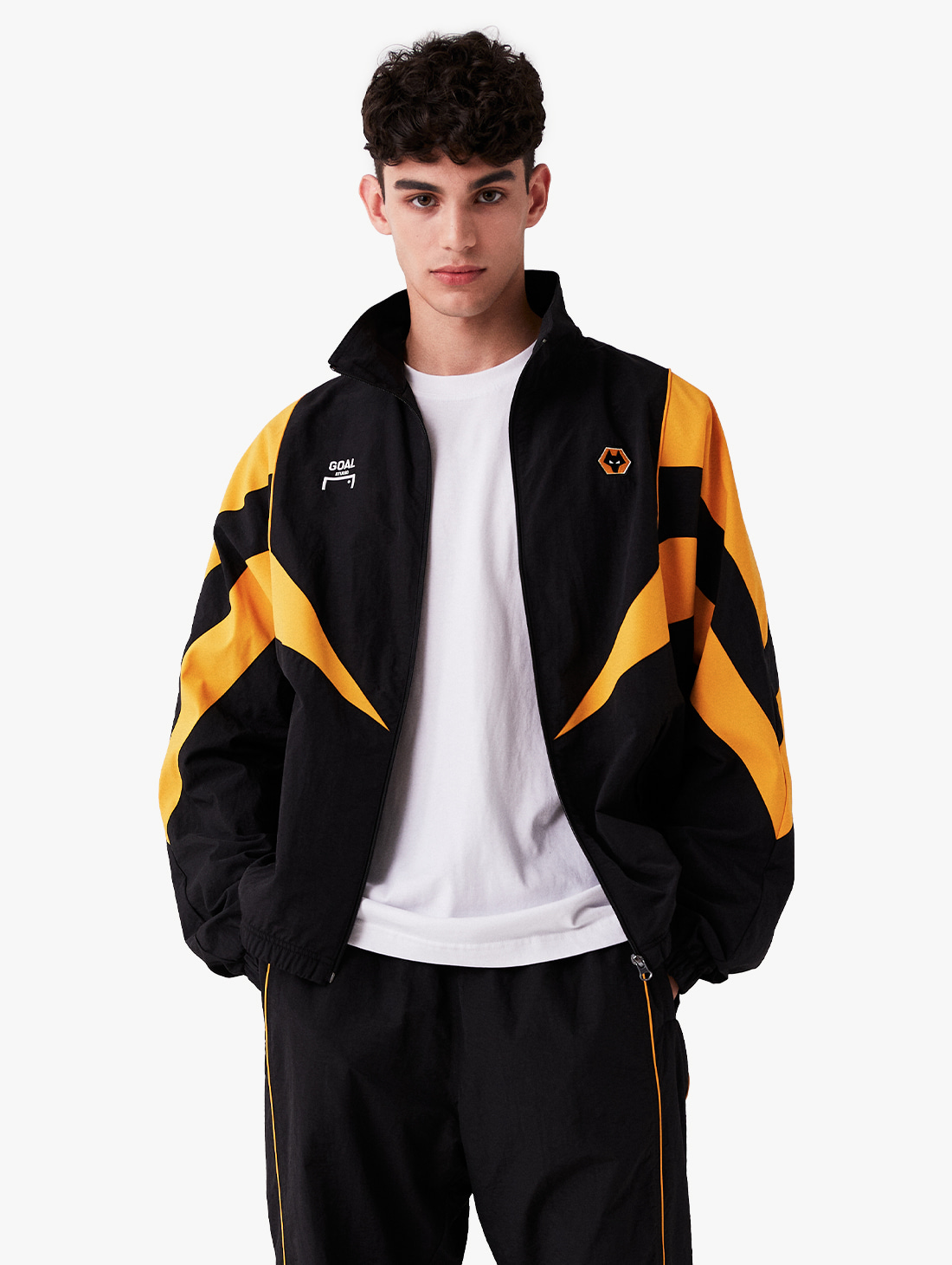 WWFC TRACK ZIP-UP JACKET (2 Colors)