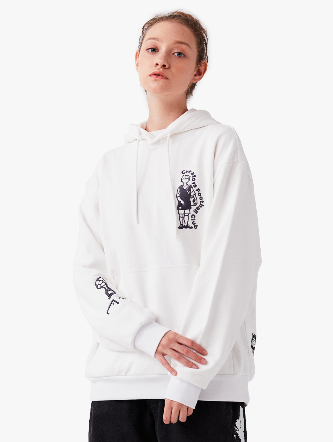 CFC BOY ARTWORK  HOODIE (2 Colors)