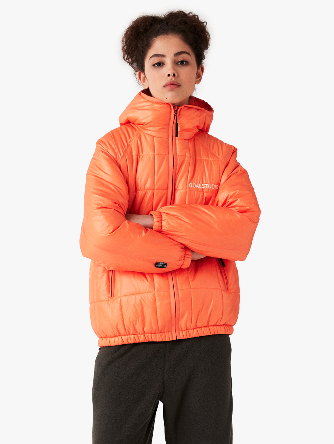 QUILTED PUFFER JACKET (3 Colors)