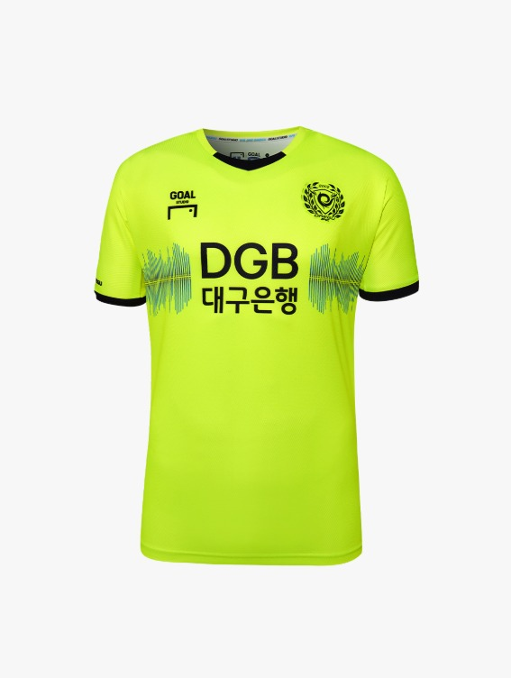DAEGU 21 PLAYERS AWAY GK GAME TOP