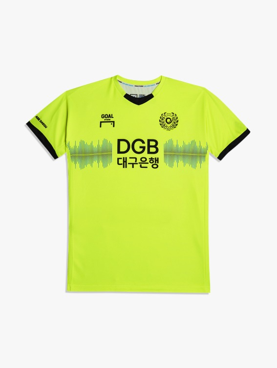 DFC  LEAGUE21 AWAY GK GAME TOP