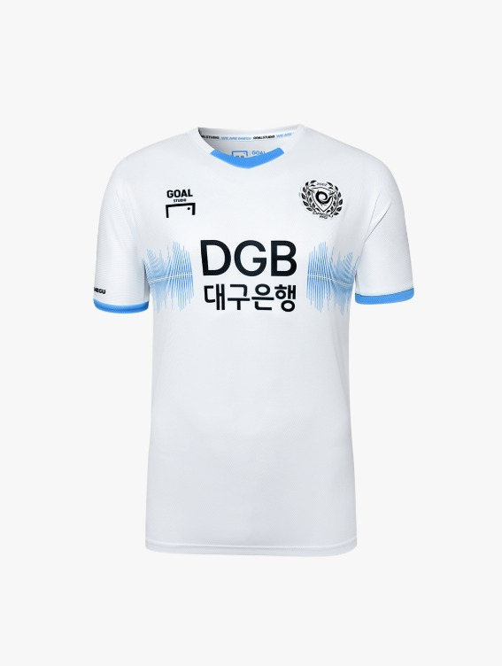 DAEGU 21 PLAYERS AWAY FIELD GAME TOP