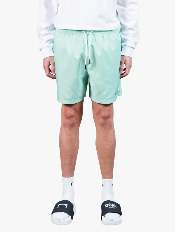 REFLECTIVE LABEL SHORTS - MINT