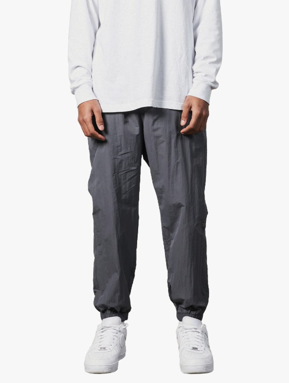 LOGO JOGGER PANTS - GREY