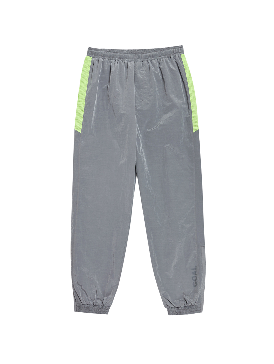 WARMUP PANTS - GREY
