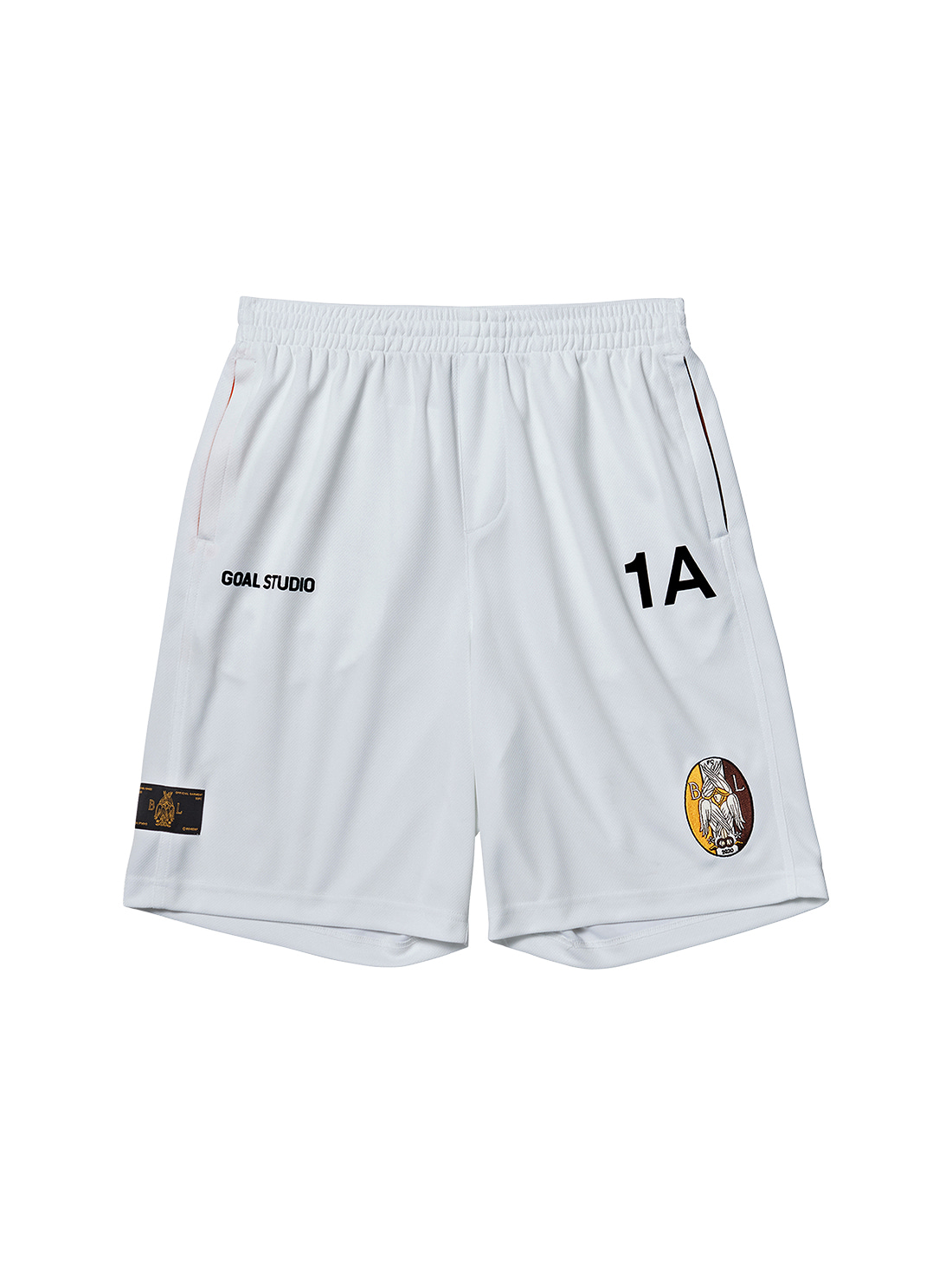 SSFC UNIFORM PANTS - WHITE(A)
