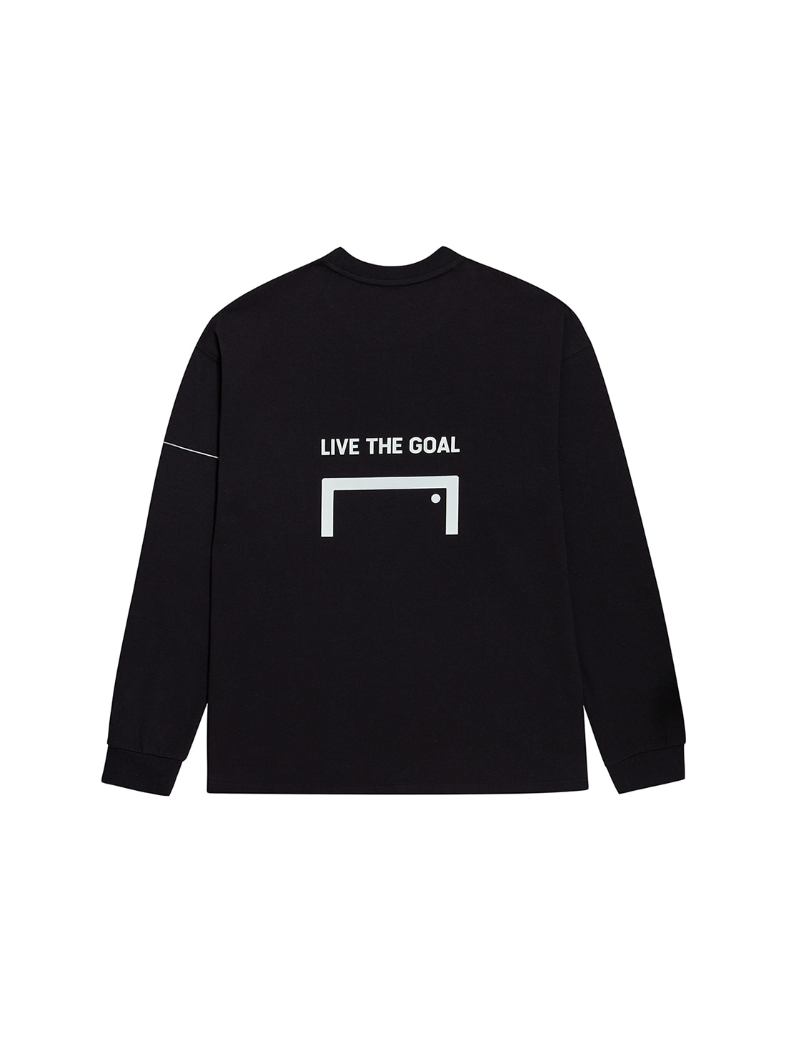 LTG LONG SLEEVE TEE - BLACK