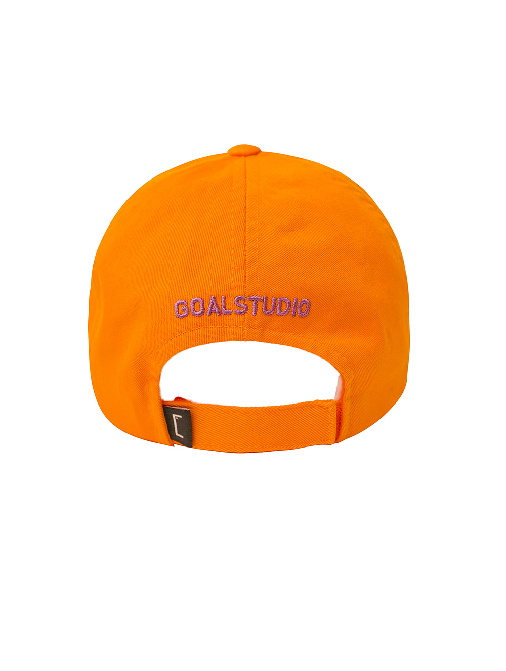 CELEBRATION CAP - ORANGE