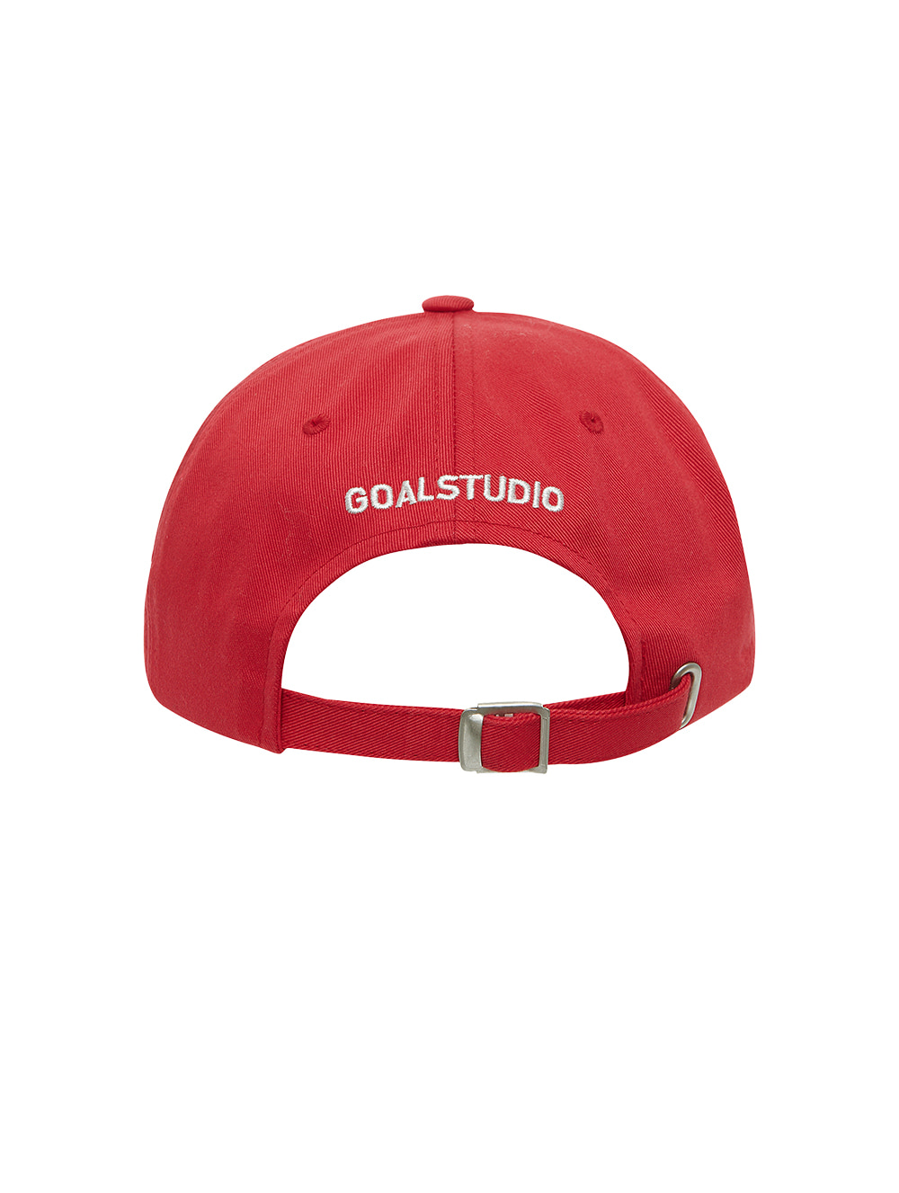 G FELT LOGO CAP - RED