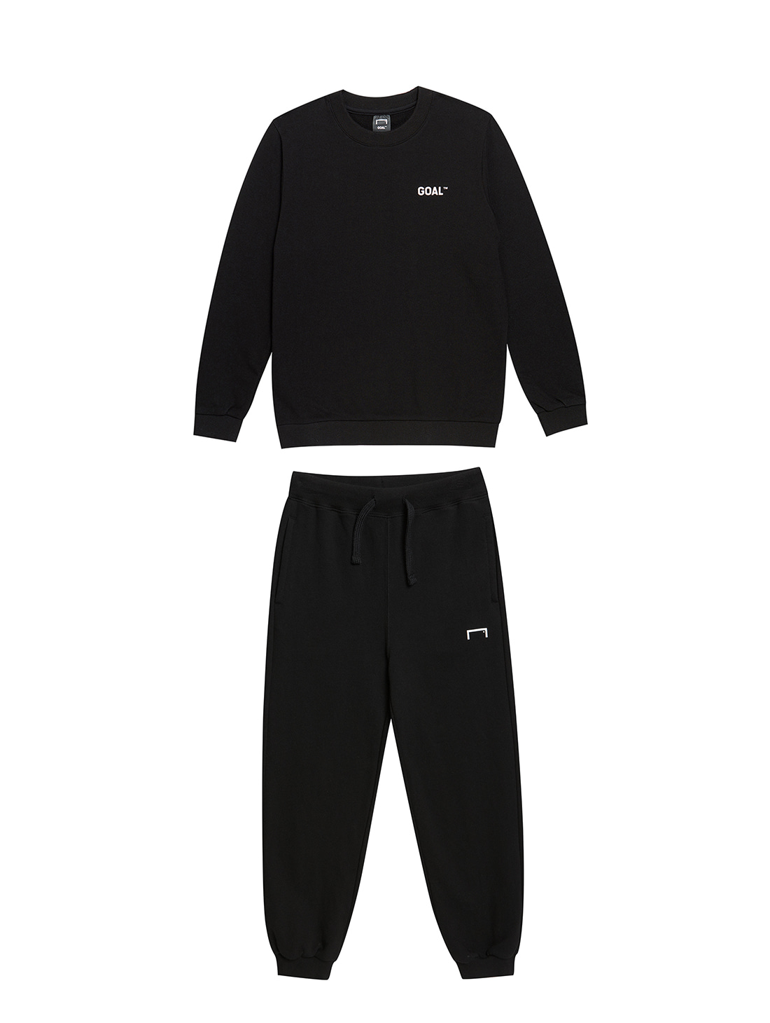[10% OFF] (KIDS) BACK LOGO SWEATSHIRTS & PANTS SET