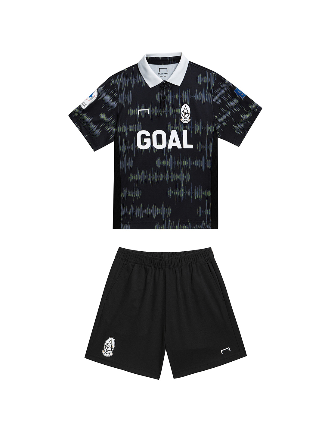 [10% OFF] (KIDS) PULSE GAME & SHORTS SET