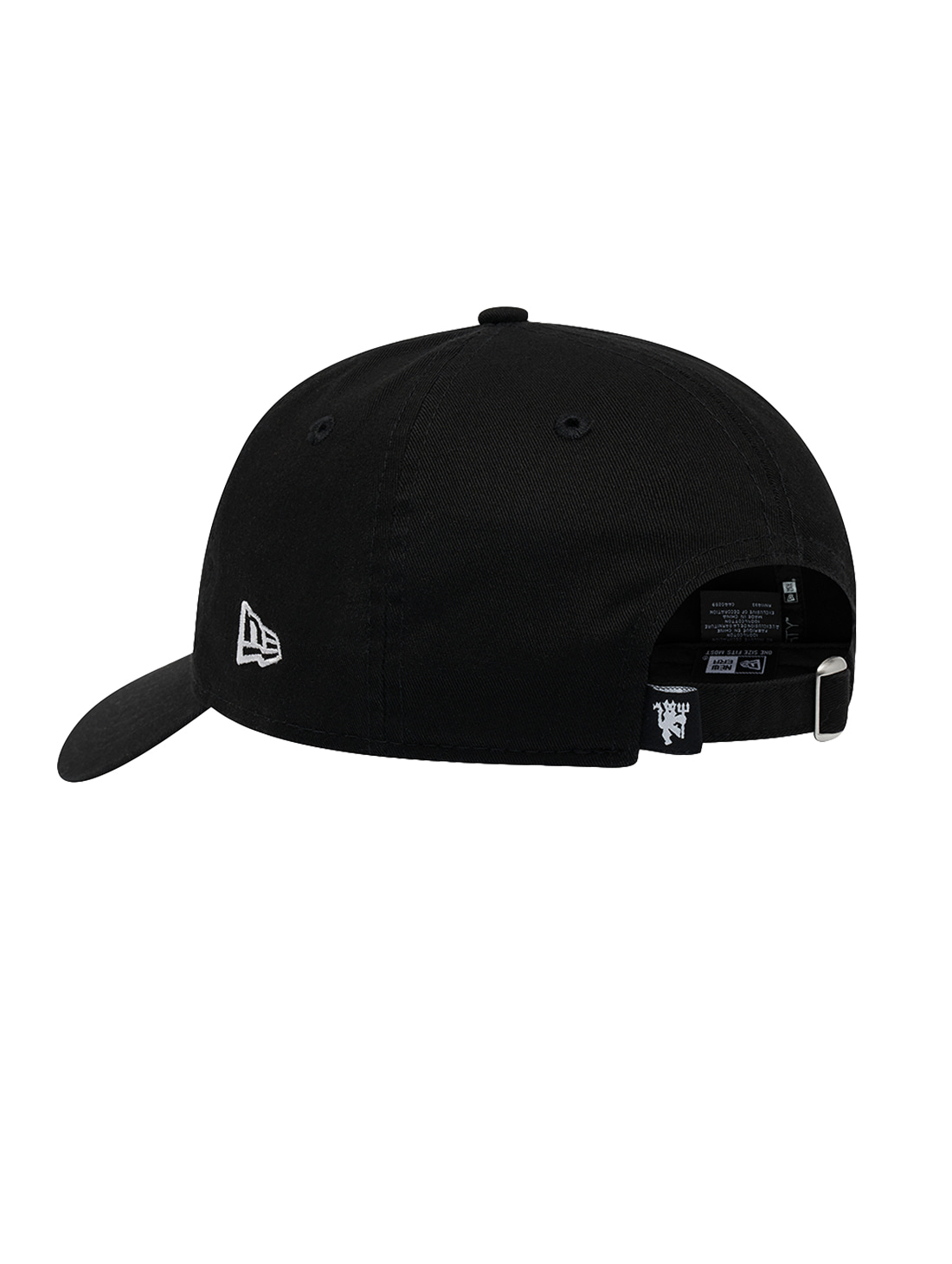 MAN U 940UNST BALL CAP - BLACK