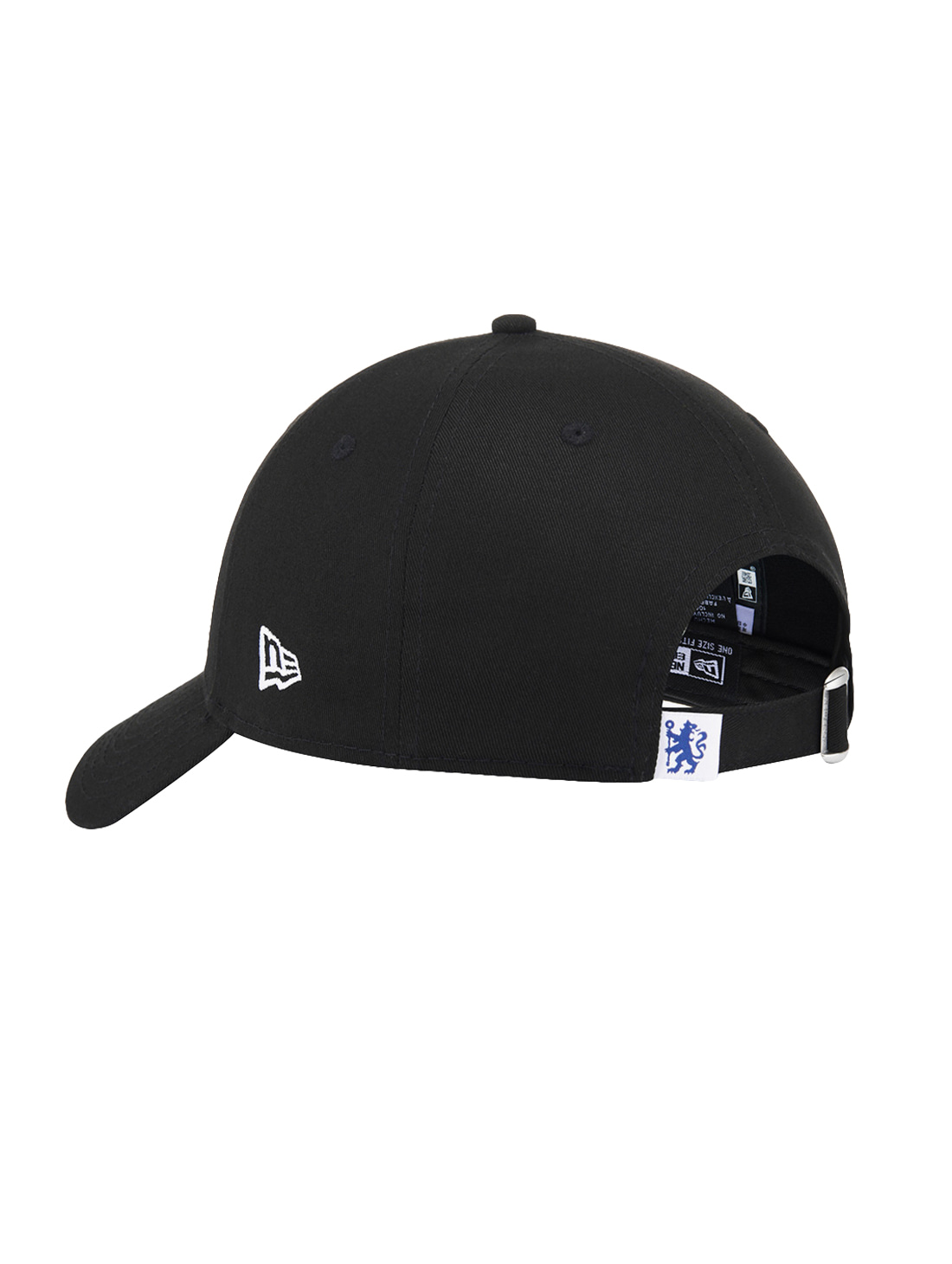 CHELSEA 940 BALL CAP - BLACK