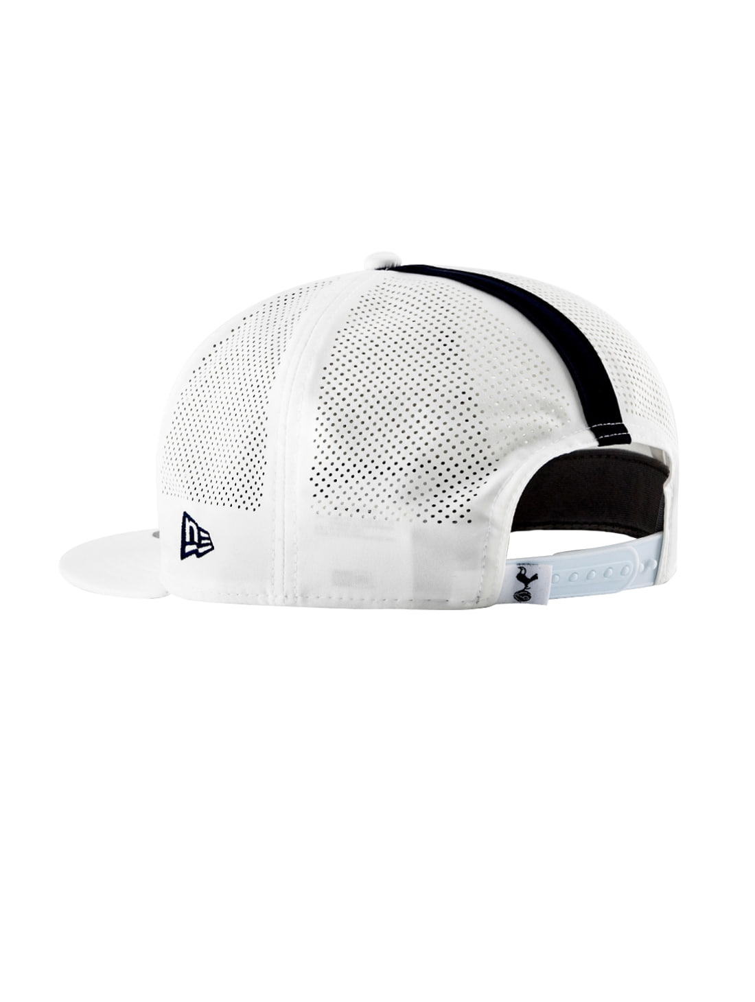 TOTTENHAM PERFORATED MESH SNAPBACK - WHITE