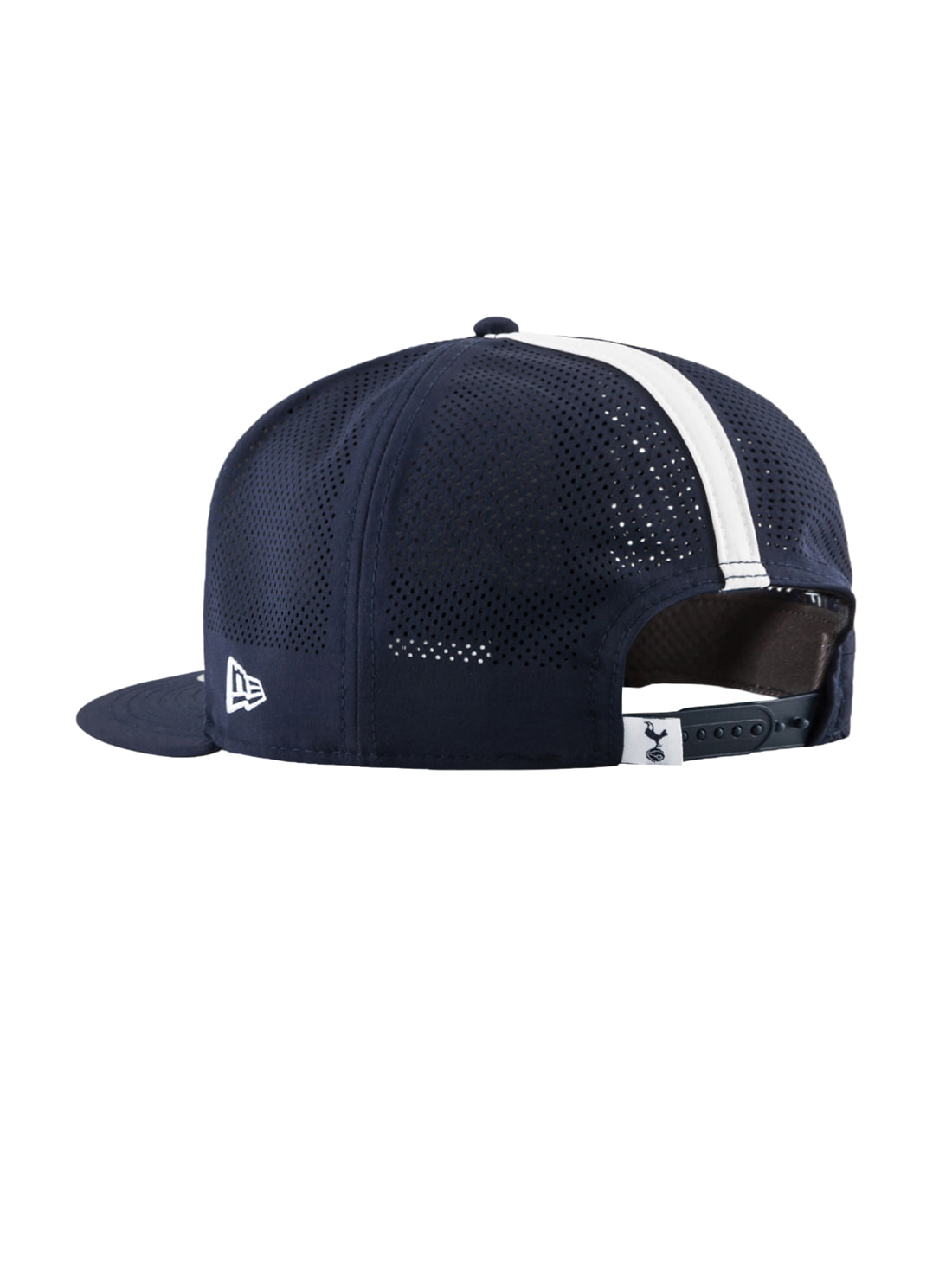 TOTTENHAM PERFORATED MESH SNAPBACK - NAVY