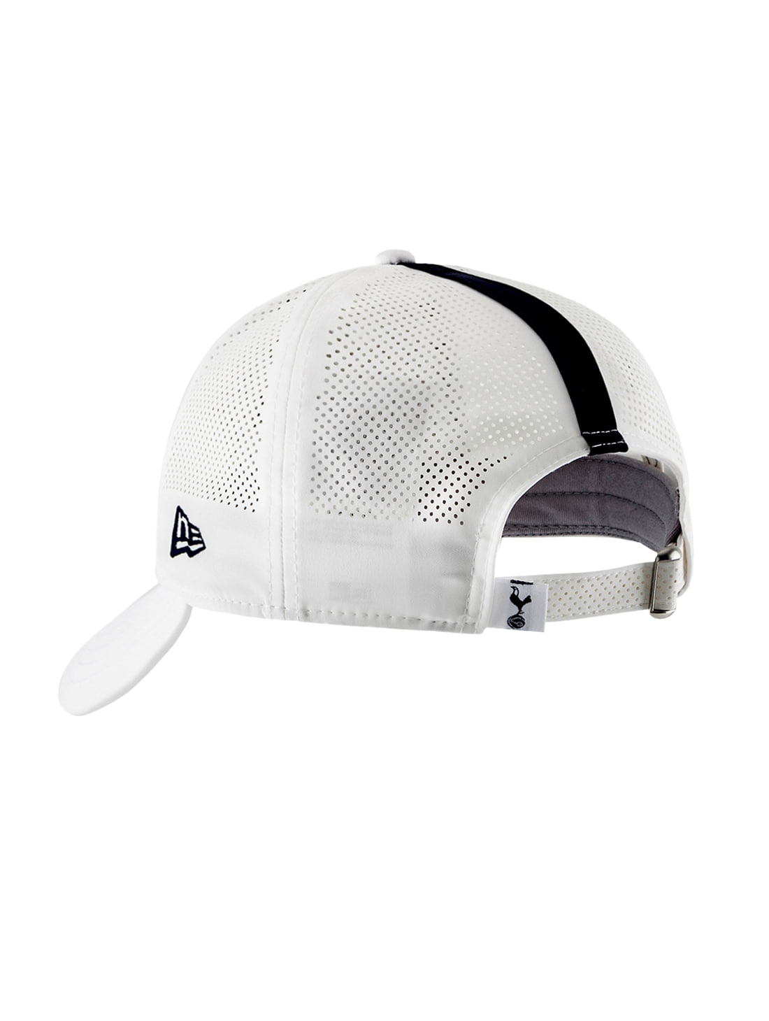 (Sold Out) TOTTENHAM PERFORATED MESH BALL CAP - WHITE