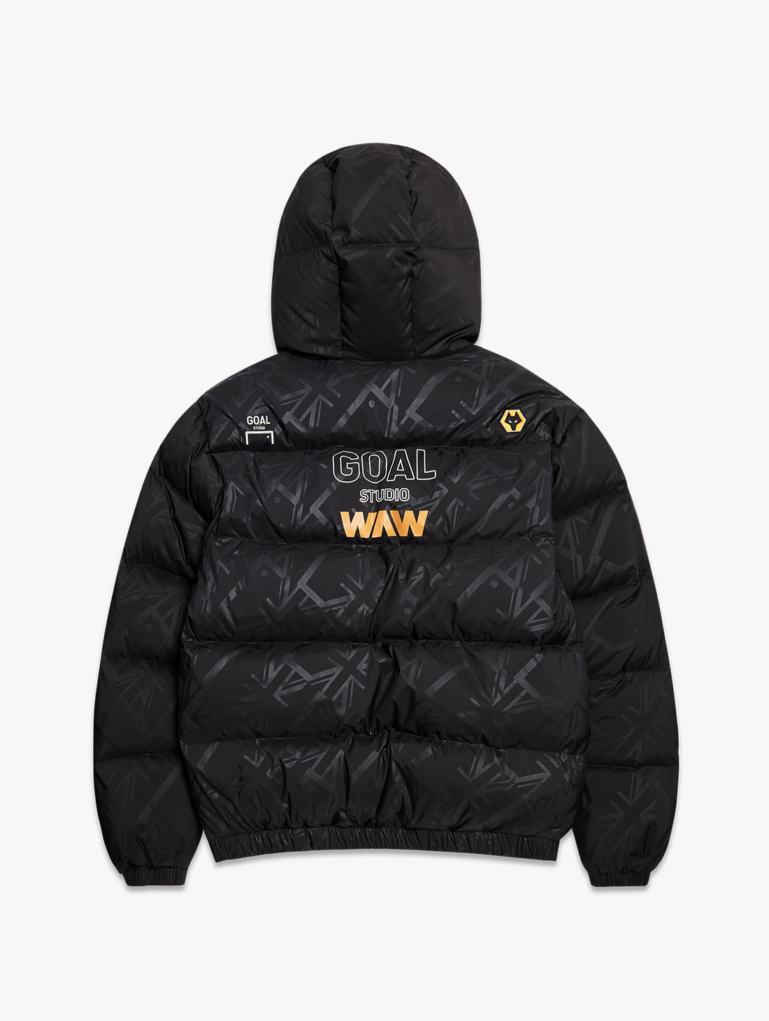 [PRE-ORDER 10% OFF] WWFC EMBO DOWN JACKET
