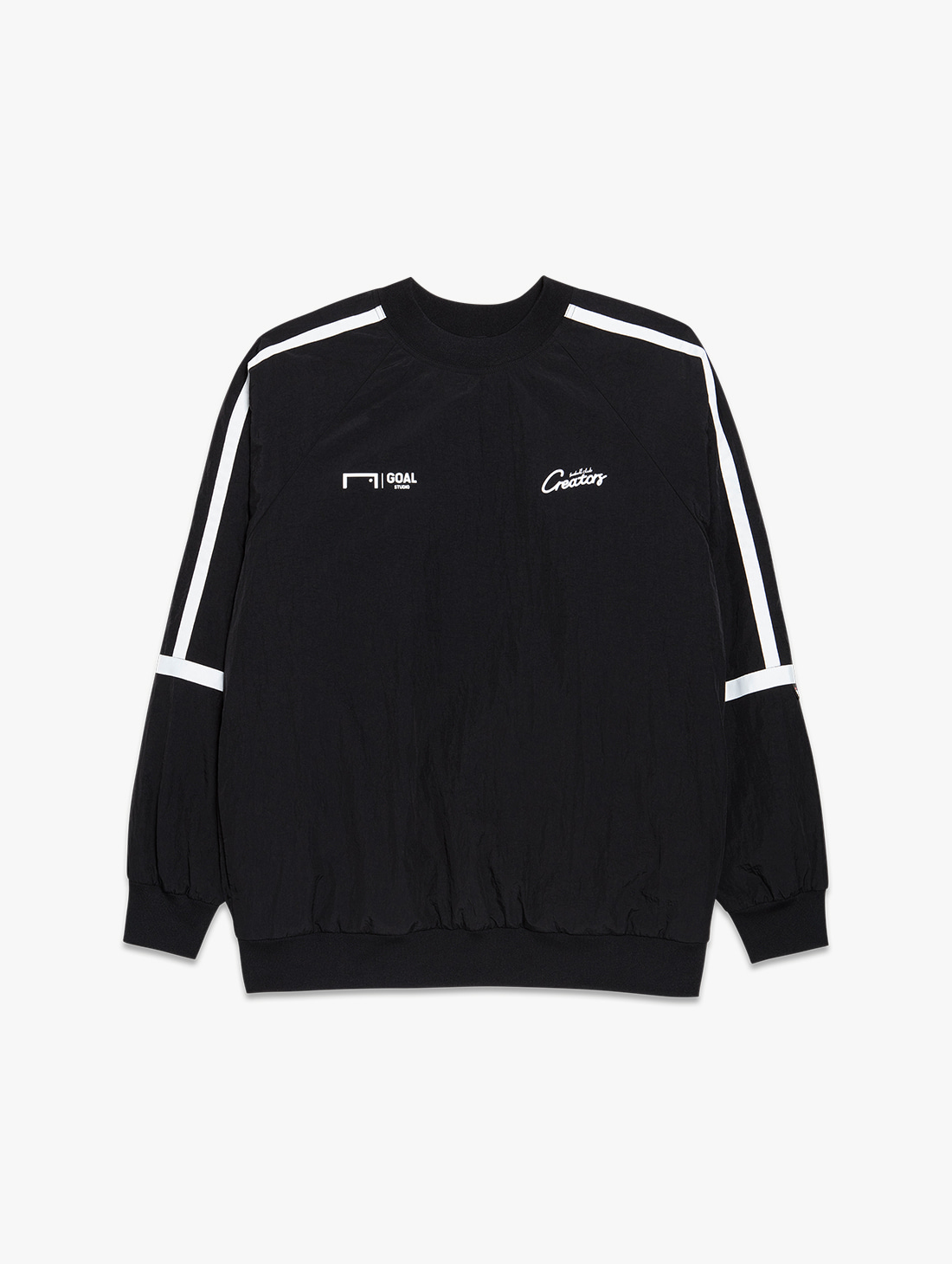 CFC PADDED WIND PULLOVER (2 Colors)