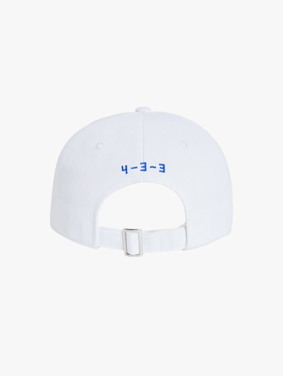 FREE KICK CAPSULE ARTWORK BALL CAP - WHITE